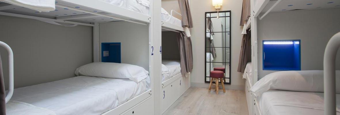 hostel para despedidas de soltero málaga
