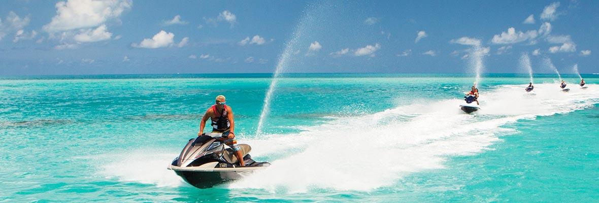 motos acuáticas en málaga