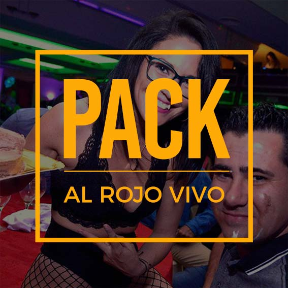 pack al rojo vivo
