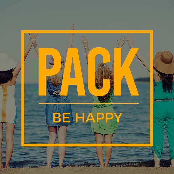 pack be happy