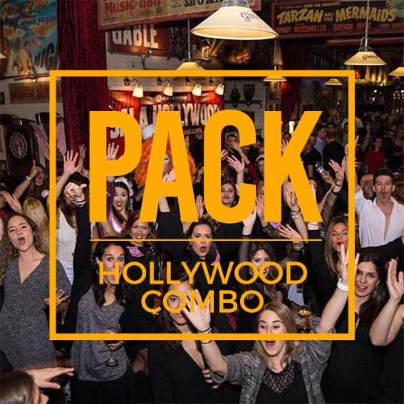 pack combo hollywood