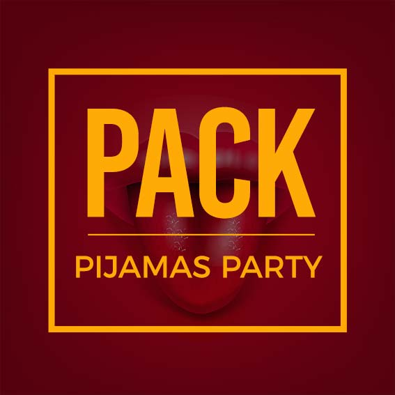 pack pijamas party