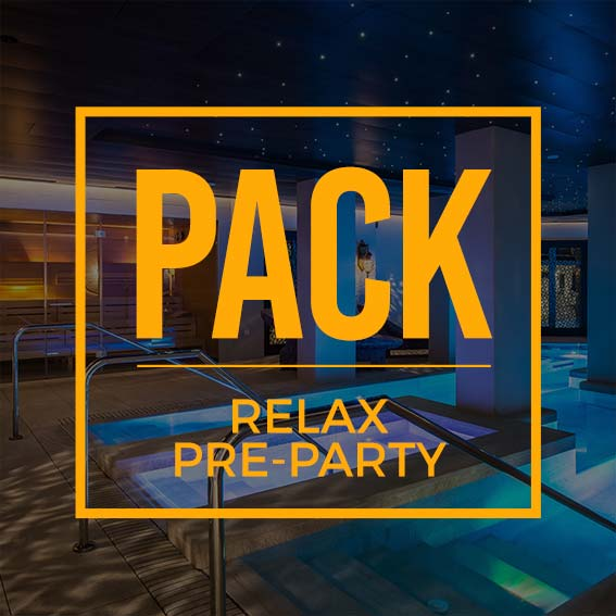 pack relax preparty