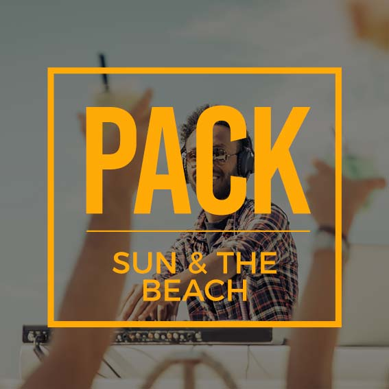 pack sun & the beach