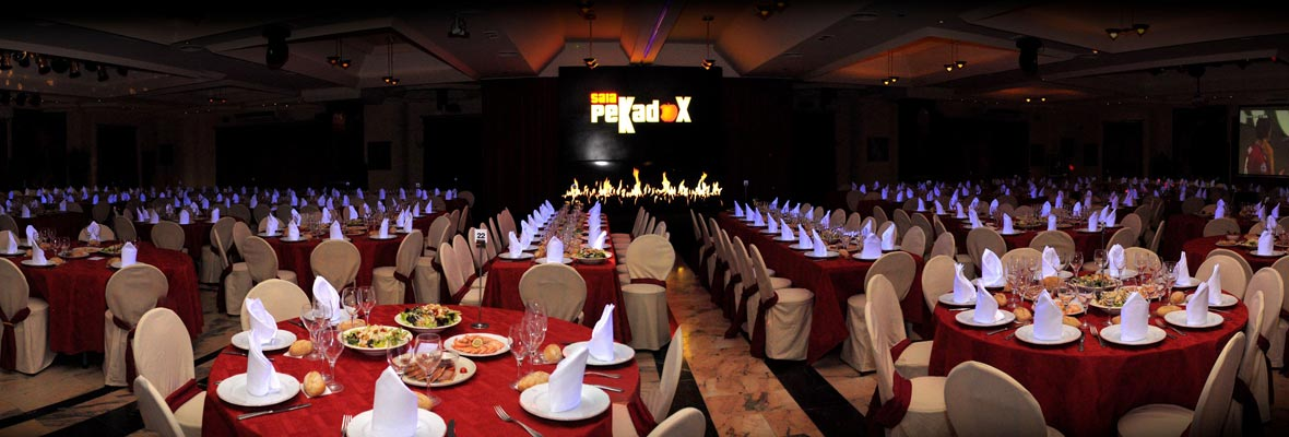 sala temática pekadox