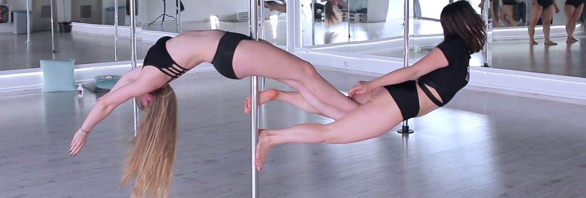 clases de pool dance malaga